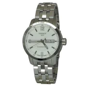 Tissot Men's T0554301101700 'PRC 200' Powermatic Watch