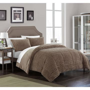 Chic Home Alligator Comforter Set