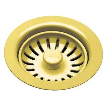 Rohl 735IB Basket Strainer Without Pop-Up, Inca Brass
