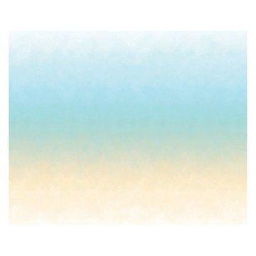 Brewster 2657-01862 Ami Horizon Turquoise Mural