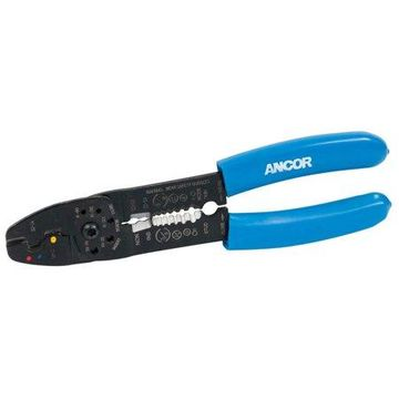 Ancor 701007 Cut/Strip/Crimp Tool #22-#10