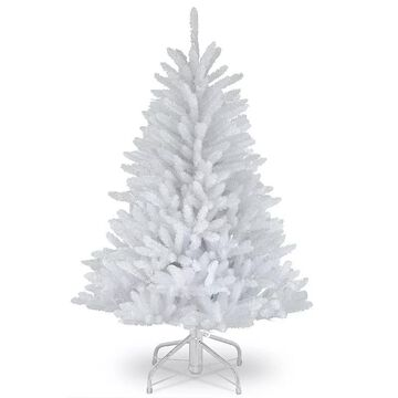 National Tree Company 4.5-ft. Dunhill White Fir Artificial Christmas Tree, Green