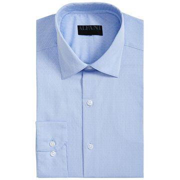 Alfani Men's Slim-Fit AlfaTech Dobby Shirt, Created for Macy's