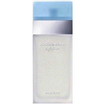 Dolce & Gabbana Light Blue Eau De Toilette, Perfume for Women, 3.3 Oz