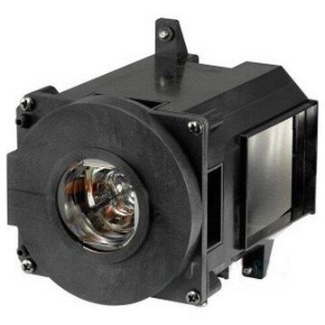 NEC PA600X Projector Housing with Genuine Original OEM Bulb
