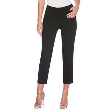 Plus Lightweight Satin Twill Ankle Pant
