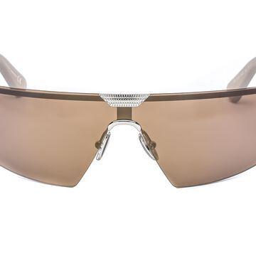 Roberto Cavalli Wrap Sunglasses RC1120 16G Palladium/Frosted 0mm 1120