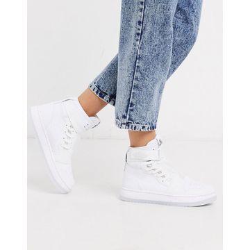 Nike Air Jordan 1 Nova sneakers in white