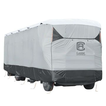 Classic Accessories OverDrive SkyShielda Deluxe TyvekA RV Class A Cover, Fits 20' - 24' RVs