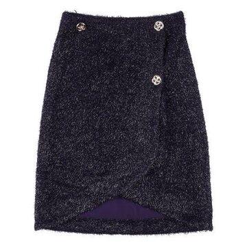 WEILI ZHENG Knee length skirt