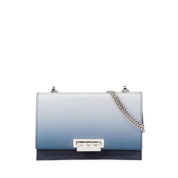 Earthette Large Ombre Leather Bag