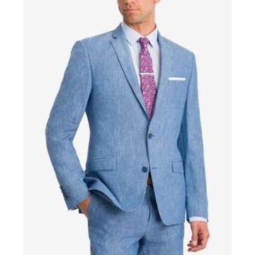 Bar Iii Men's Slim-Fit Linen Suit Jackets, Created for Macy's