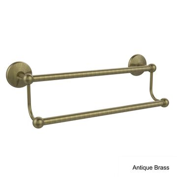 Allied Brass Prestige Monte Carlo Collection 18-inch Double Towel Bar