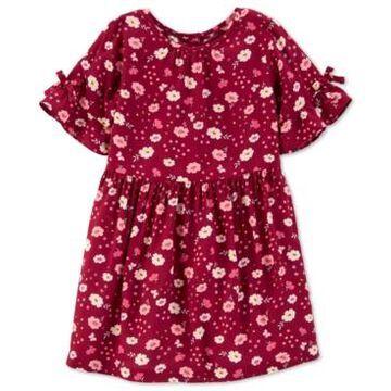Carter's Toddler Girls Floral-Print Dress