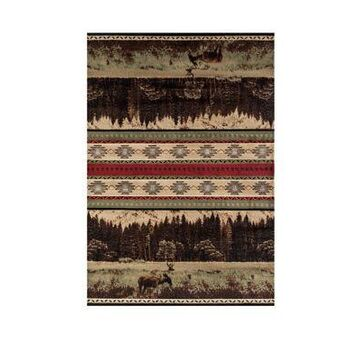 United Weavers Woodside Woodland Meadows Rug Collection -