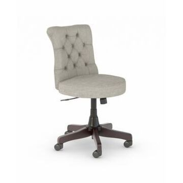 Bush Furniture Fairview Mid Back Tufted Office Chair