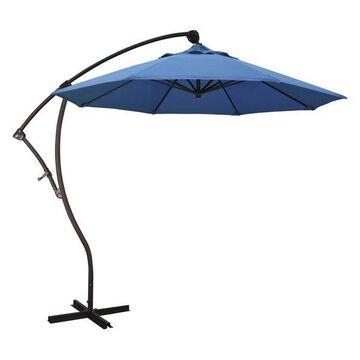 California Umbrella 9' Cantilever Umbrella in Capri