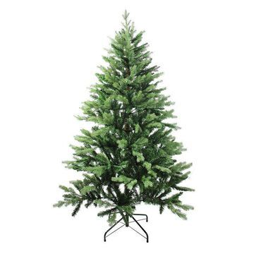 Northlight Seasonal 7-ft. Mixed Coniferous Pine Artificial Christmas Tree, Green