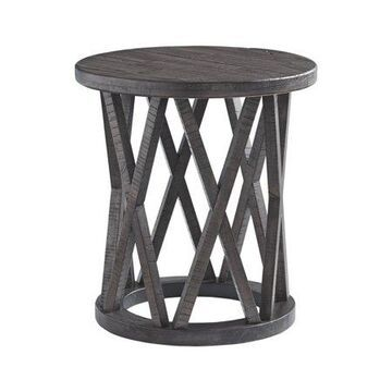 Signature Design by Ashley Sharzane Round End Table