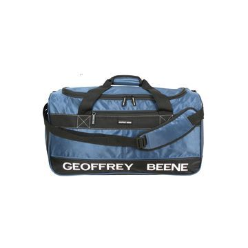 Geoffrey Beene Embroidered Duffle Bags