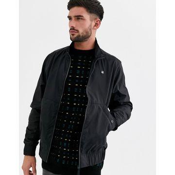G-Star Deline track nylon jacket-Black