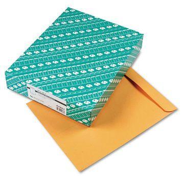 Quality Park Catalog Envelope 12 x 15 1/2 Brown Kraft 100/Box 41967