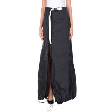 PALM ANGELS Long skirts