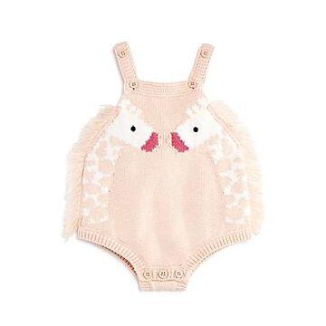 Stella McCartney Girls' Knit Giraffe Bodysuit - Baby