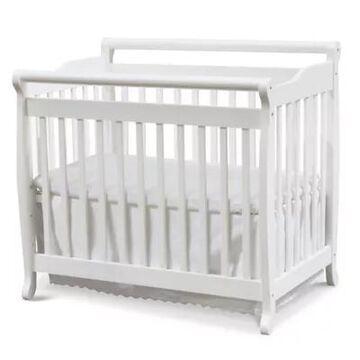 Davinci Emily 4-In-1 Convertible Mini Crib In White