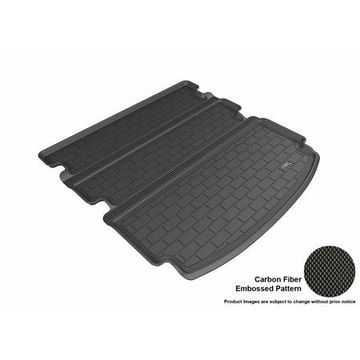 3D MAXpider 2014-2017 Acura MDX All Weather Cargo Liner in Black with Carbon Fiber Look