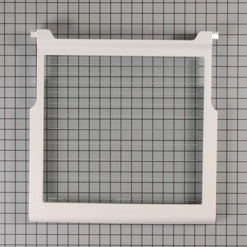 Whirlpool Refrigerator Part # WPW10276354 - Glass Shelf - Genuine OEM Part
