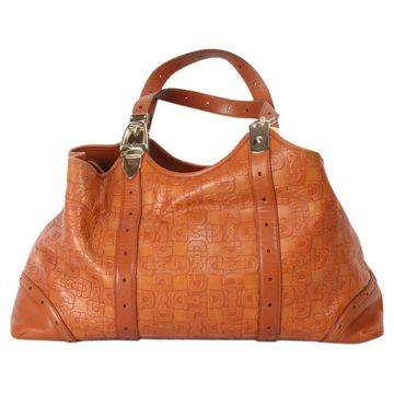 Gucci Camel Leather Handbags