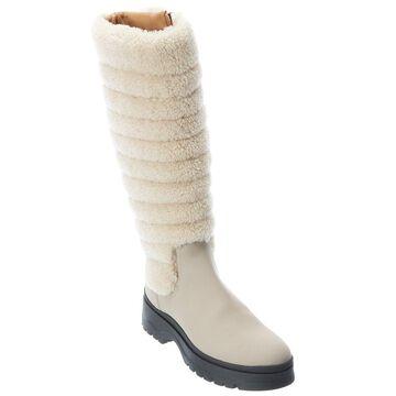 Aquatalia Skyla Weatherproof Leather Boot