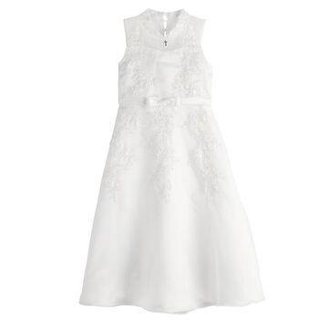 Girls 7-16 Bonnie Jean Organza A-Line Dress