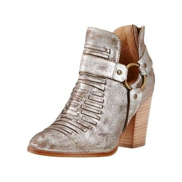 Ariat Fashion Boots Womens Unbridled Leather Jaelle Silver