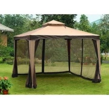Sunjoy Replacement Canopy set for L-GZ513PST 10X10 Hb - Chatam Gazebo