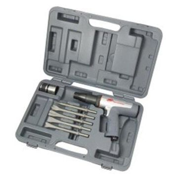 Ingersoll Rand Long Barrel Air Hammer Kit, Low Vibration