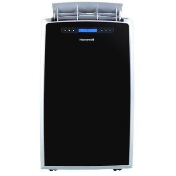 Honeywell 14,000 BTU 115V Black And Silver Portable Air Conditioner