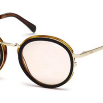Emilio Pucci EP0046-O 05E Womenas Sunglasses Tortoise Size 49