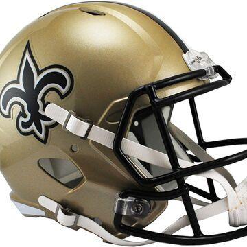 Riddell New Orleans Saints 2016 Replica Speed Full-Size Helmet