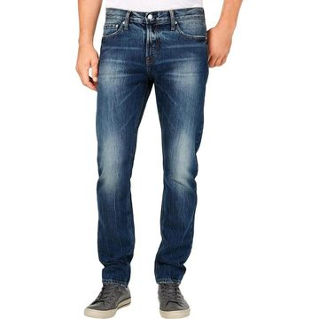 Calvin Klein Jeans Mens Jeans Denim Slim Fit