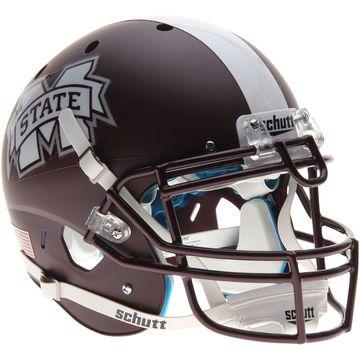Mississippi State Bulldogs Schutt Full Size Authentic Helmet