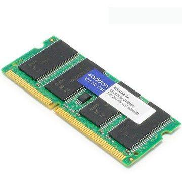 AddOn AA2133D4DR8S/16G x1 HP X2E91AA Compatible 16GB DDR4-2133MHz Unbuffered Dual Rank x8 1.2V 260-