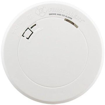 First Alert -operated Photoelectric Smoke Alarm
