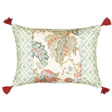Waverly Brompton Throw Pillow