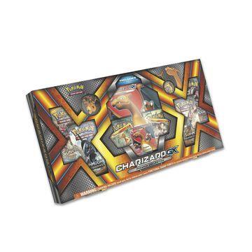 Charizard GX Box Premium Collection N/a
