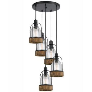 Cal Lighting 5-Light Beacon Pendant