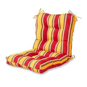 Greendale Home Fashions Carnival Outdoor Chair Cushion