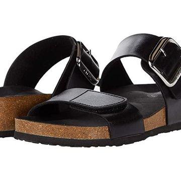 ara Blaise (Black) Women's Flat Shoes