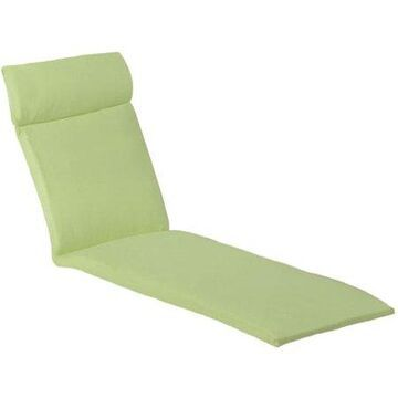 Hanover Outdoor Furniture Orleans Chaise Lounge Cushion, Avocado Green